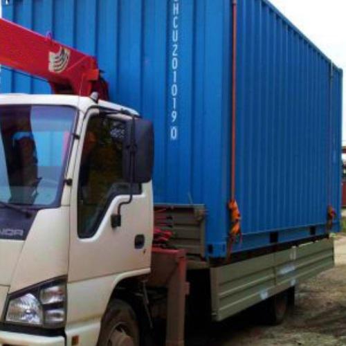 Перевозка контейнера